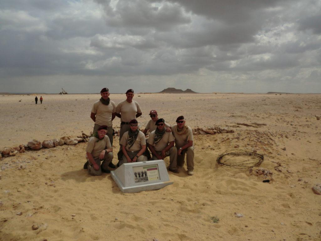 Cippi a El Alamein