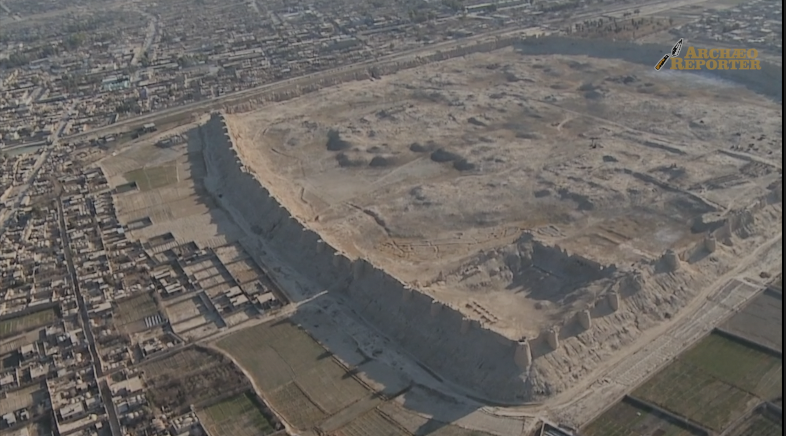 archeologia in Afghanistan